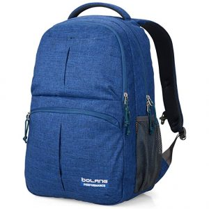 BOLANG Water Resistant College Backpack