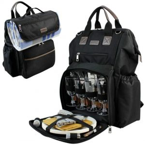 INNO STAGE Fish Mouth Picnic Backpack