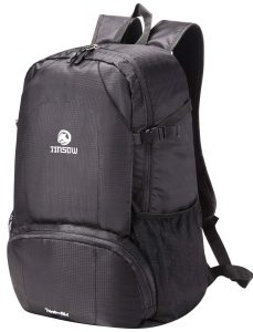 INSOW Lightweight Packable Travel Backpack