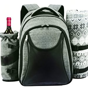 Scuddles Picnic Backpack for 4