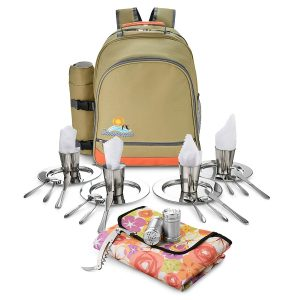 Summerease 4 Person Picnic Backpack