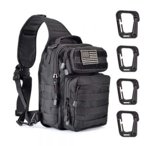 Weanas Tactical Sling Backpack