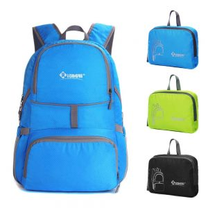 XIANGI Packable Backpack