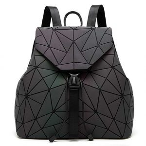 DIOMO Geometric Lingge Backpack