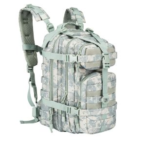 ARMYCAMOUSA Military Tactical Backpack