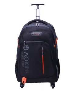 Aoking Rolling Wheeled Backpack