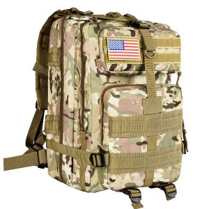 CVLIFE Military Tactical Molle Backpack