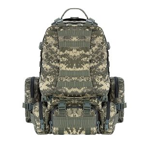 CVLIFE Outdoor Built-up Military Backpack