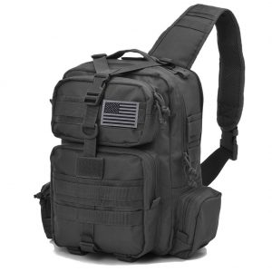 REEBOW Tactical Sling Bag Pack
