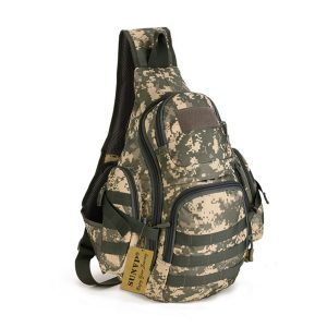 Huntvp Tactical Military Sling Chest Pack
