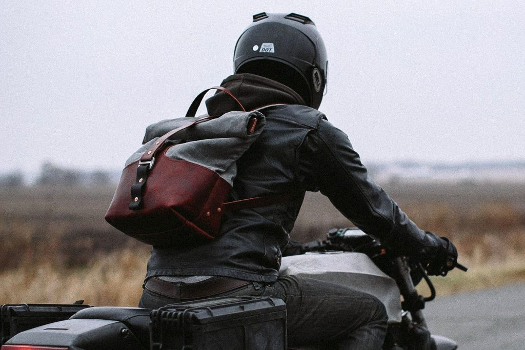 Best Waterproof Backpack For Motorcyclists