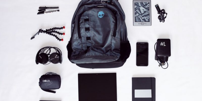Business Backpack Checklist