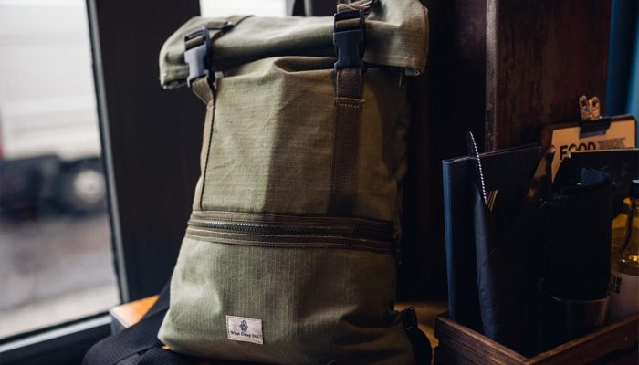 The Advantages of Using a Roll-Top Waterproof Backpack