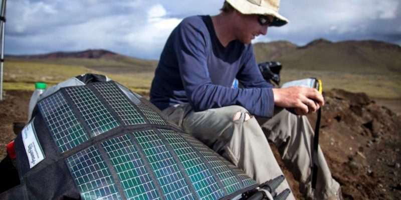 Why You Should Choose a Backpack With a Solar Panel