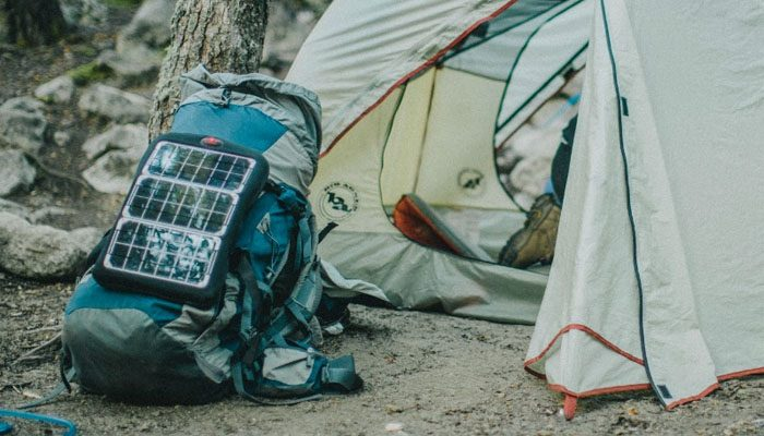 Best Solar Backpack For Camping