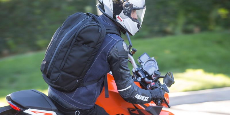 The Importance of  A Reflective Motorcycle Backpack