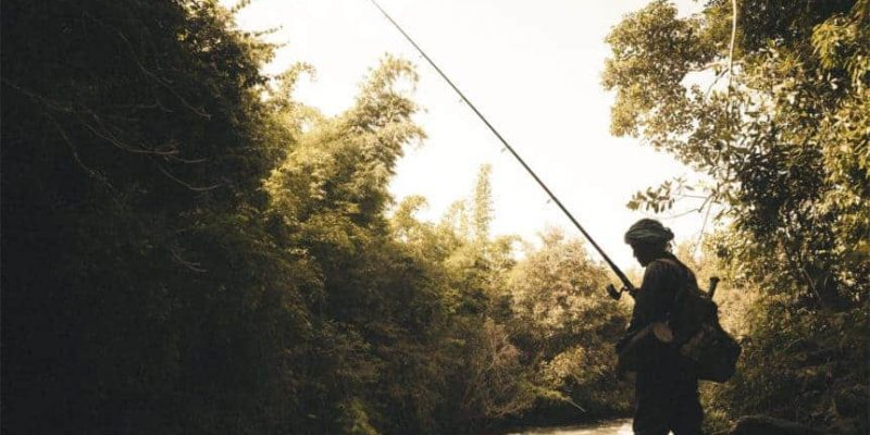 Best Backpacking Fishing Pole of 2021