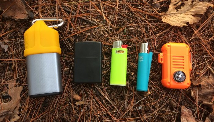 Best Backpacking Lighters of 2020