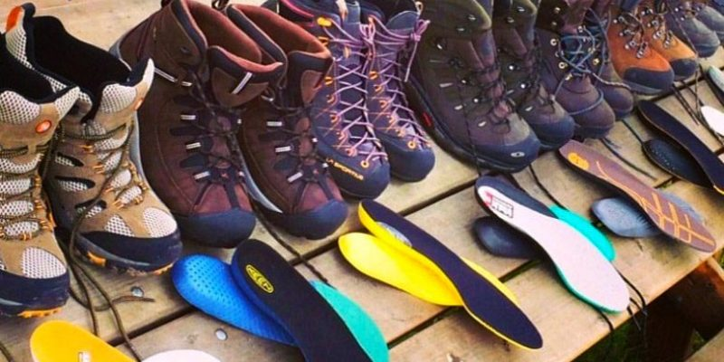 Best Insoles for Hiking of 2021