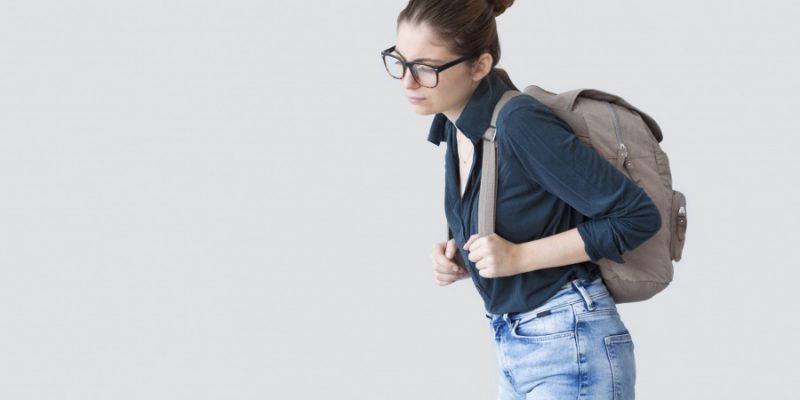 Does Wearing a Backpack Help Your Posture?