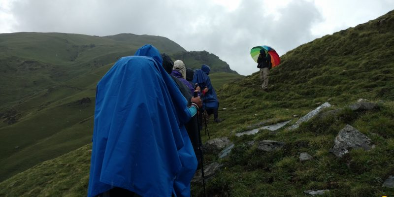 Are Ponchos Good for Hiking and Backpacking?