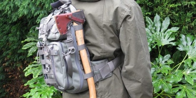 What is the Best Axe for Backpacking: Fiskars X7 Review